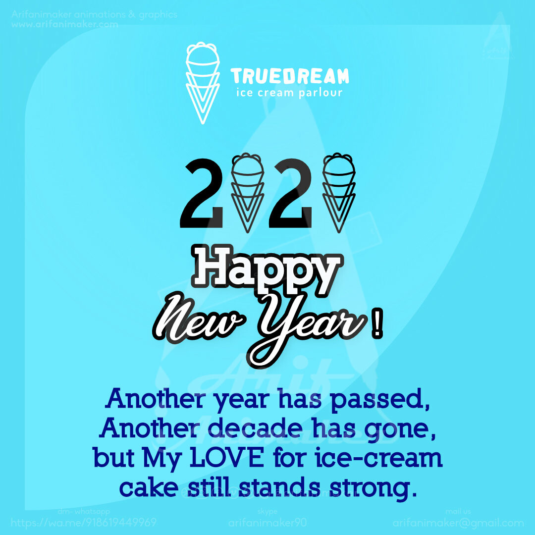 Post #2 - Happy new year wishes