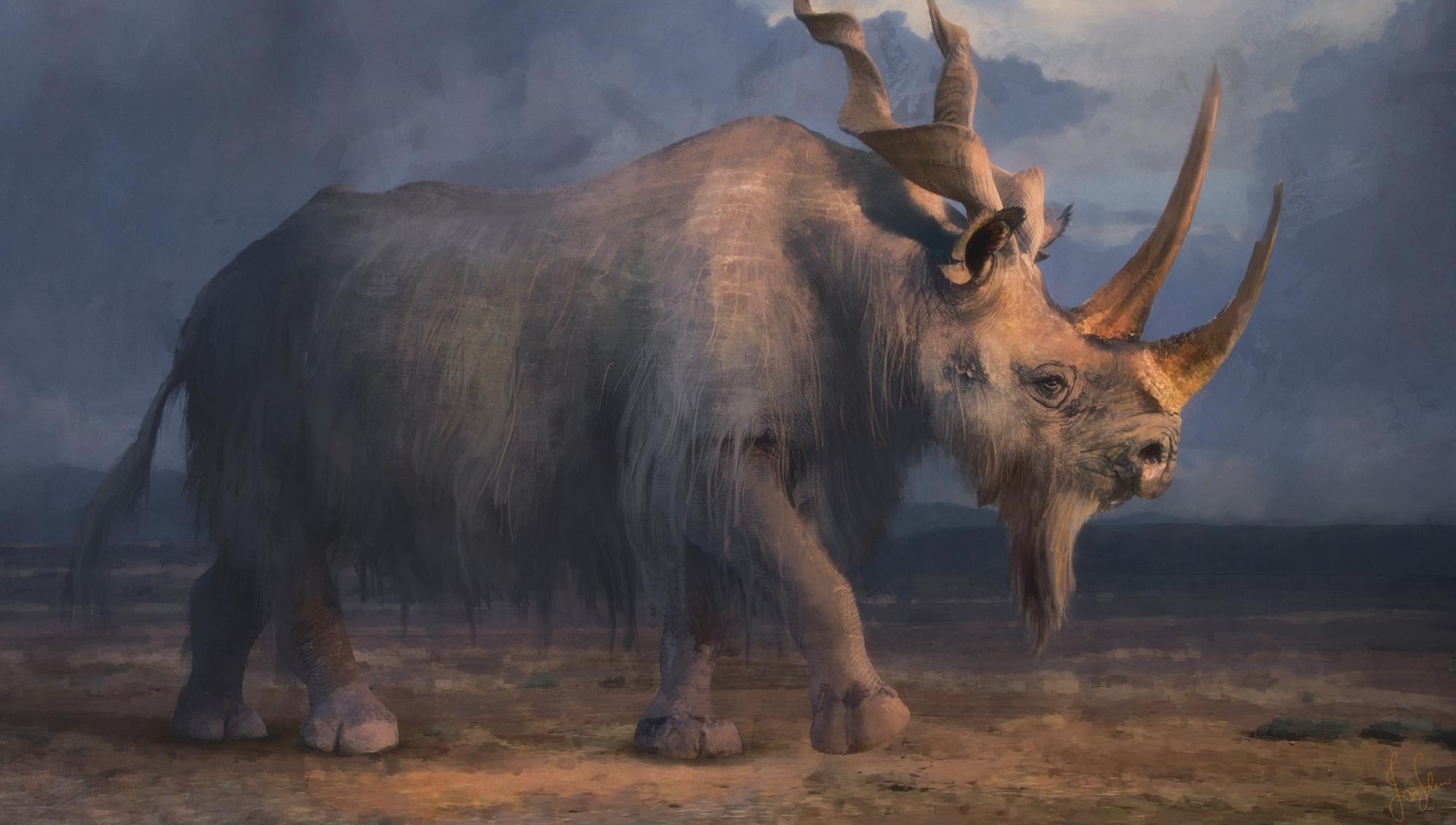 Rhino-Goat