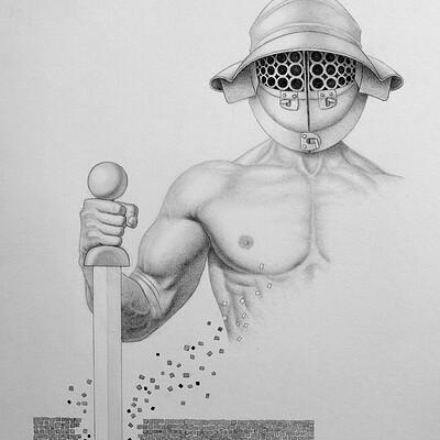 Juraj mlcoch drawing 26 juraj mlcoch uprising