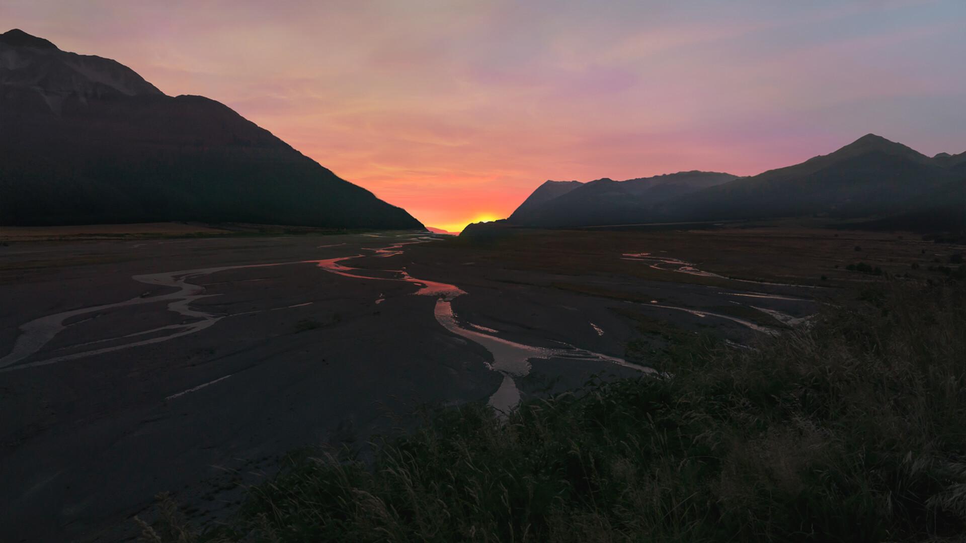 Sunset - Final