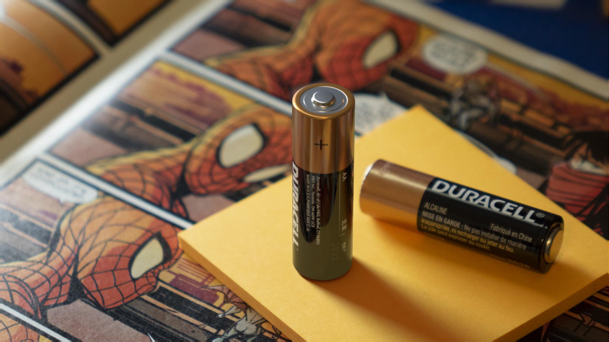 Battery - CG Integration - Still Frame