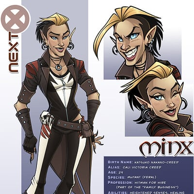 Mel b minxsimplecharsheet2020 color ip