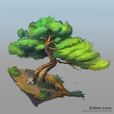 Esther love tree final concept sm estherlove