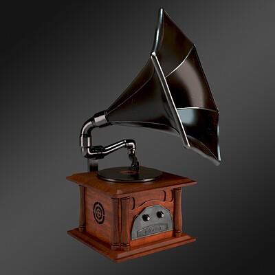 Tom ventu phonographe 05