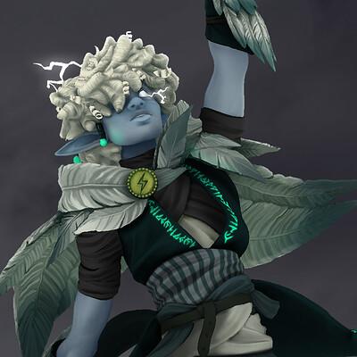 Miranda golosiy artwar druid final