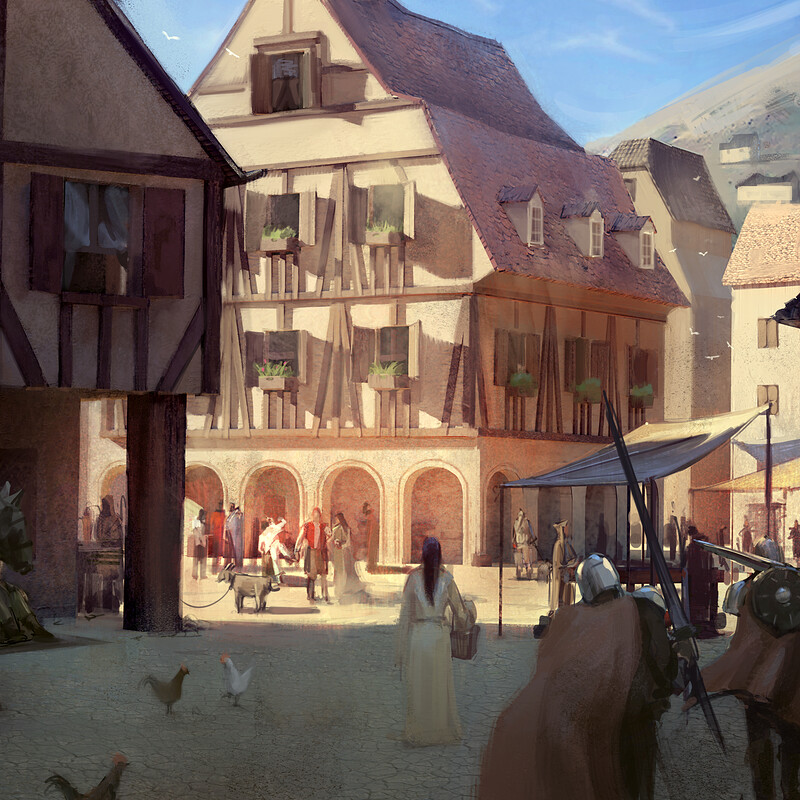 Medieval Environment and process