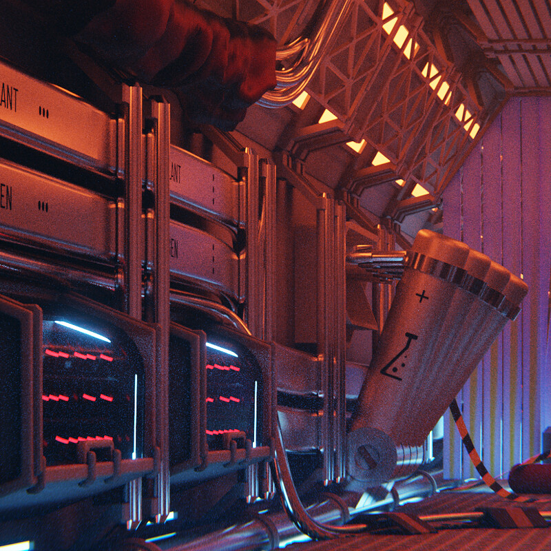 Bio-Station (Lockdown)
