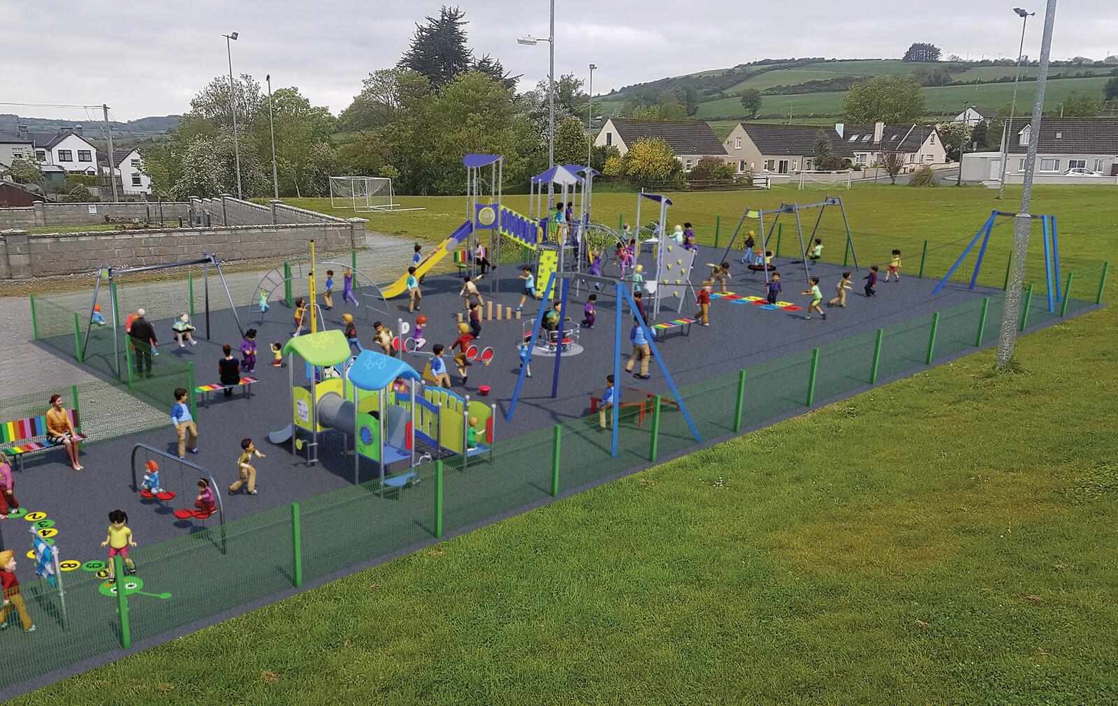 Playground montage view 2