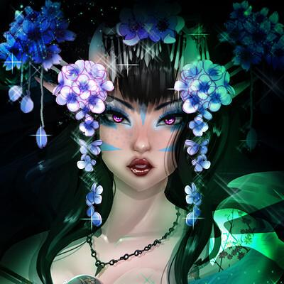 Sophie elisabeth martinez nightingale shigyoku succubus