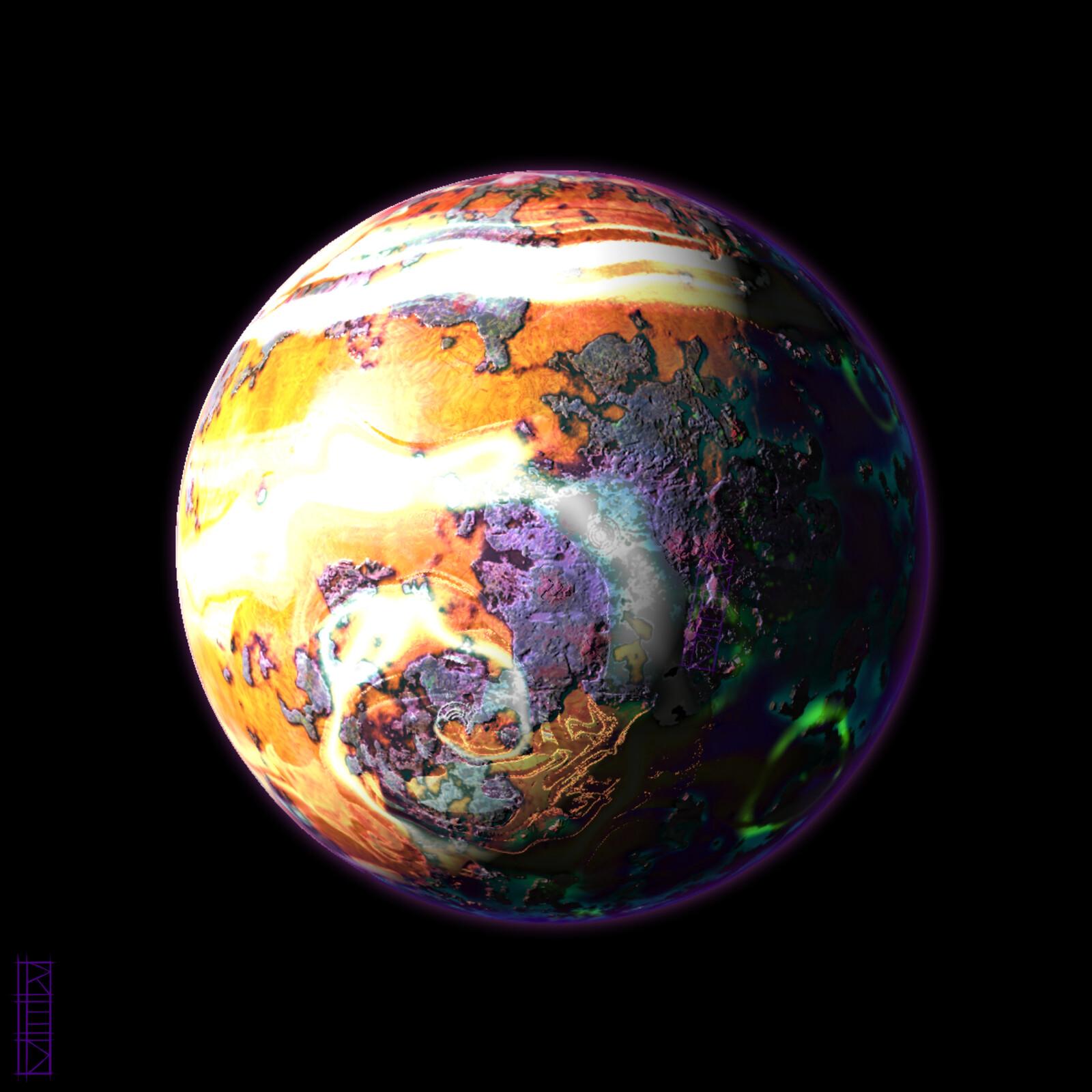 Planet Tycho