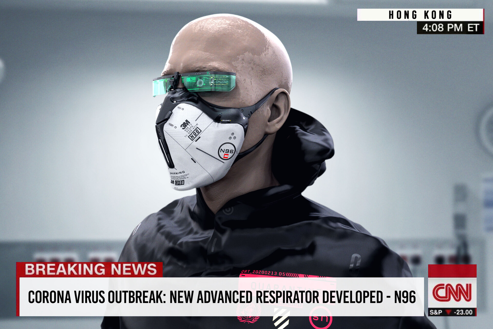 n96 respirator mask