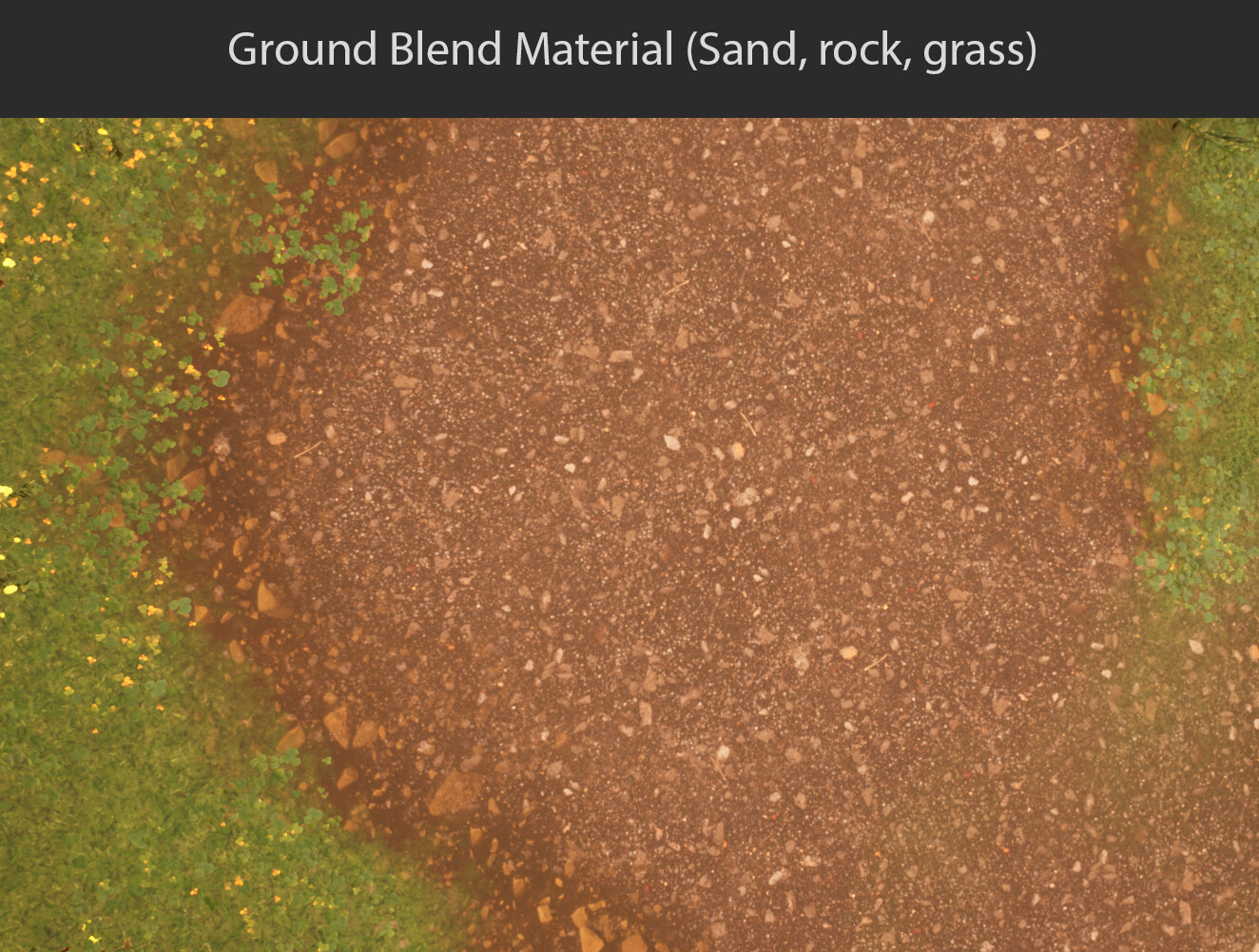 Ground Blend Material: