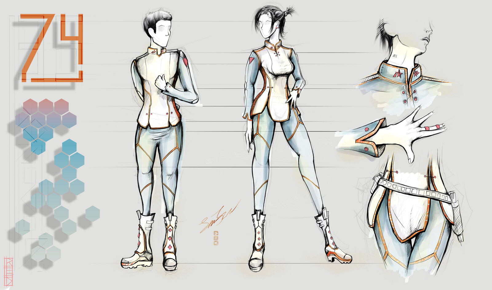 Uniform Concepts