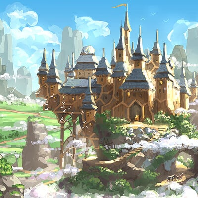 Naka isurita medieval architecture 01