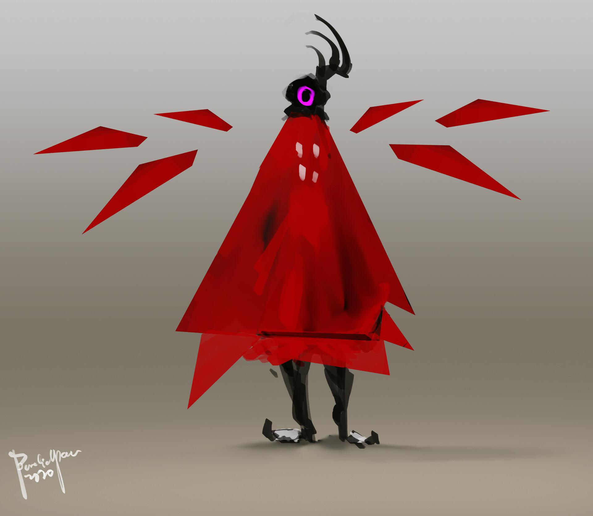 Speedpainting TIPTOE -character design