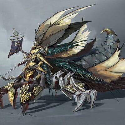 Anna khudorenko insect king anna khudorenko