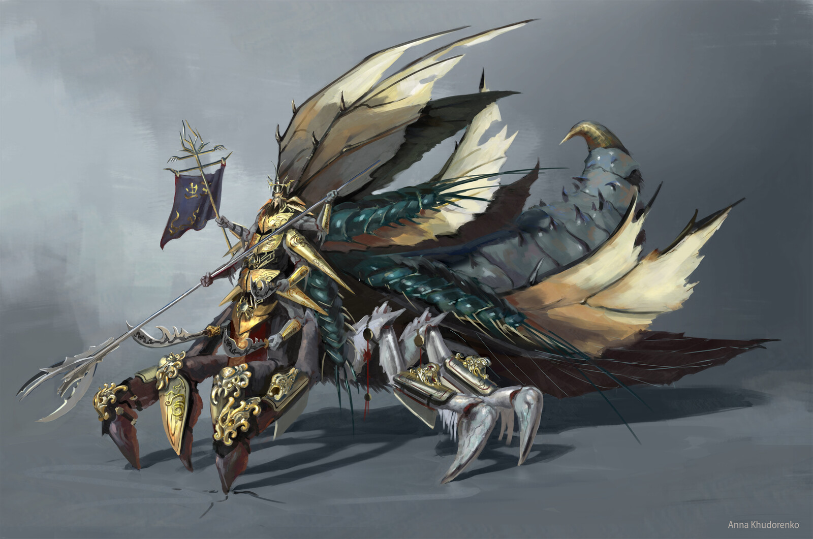 GoW Xian (China): Insect King