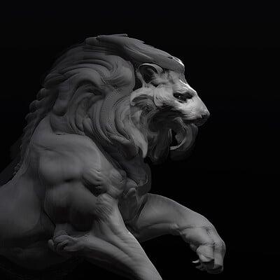 Tyler smith lionsculpt04