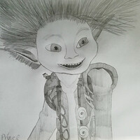 Artstation Darkos Arthur And The Minimoys Sketch Sam E
