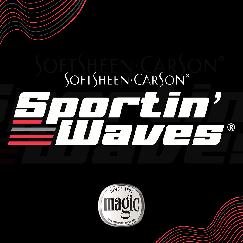 SPORTIN' WAVES - LOGO REFRESH