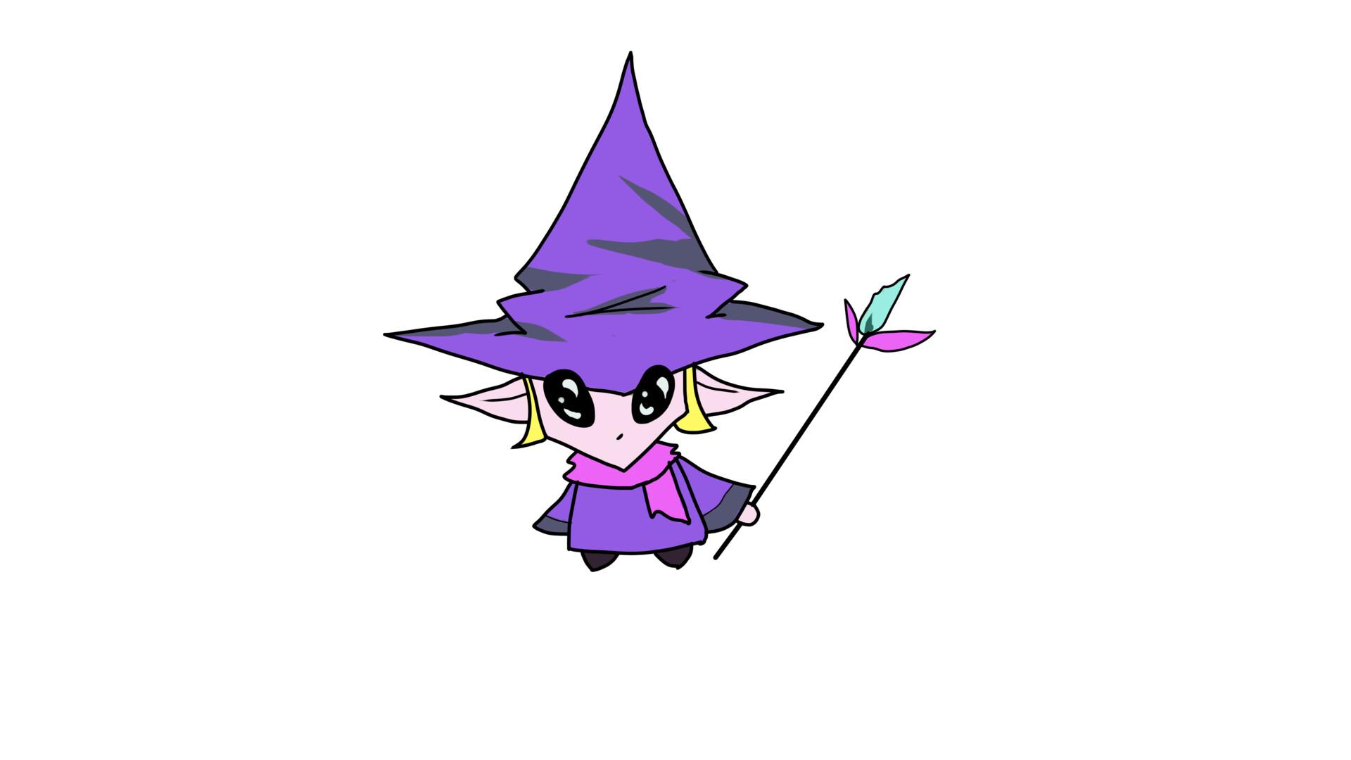 Main character sprite