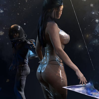 Sergey musin back to the universe3 lq
