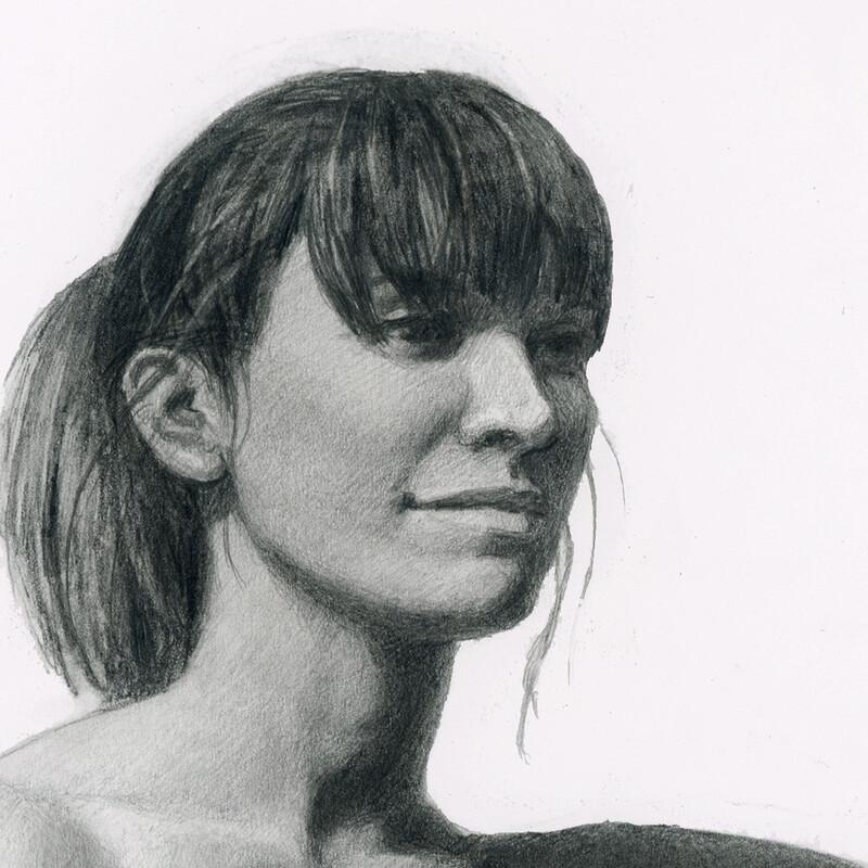 Long Pose Figure drawings: Part 3