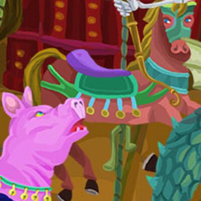 Yiska chen 05 22 18 carousel