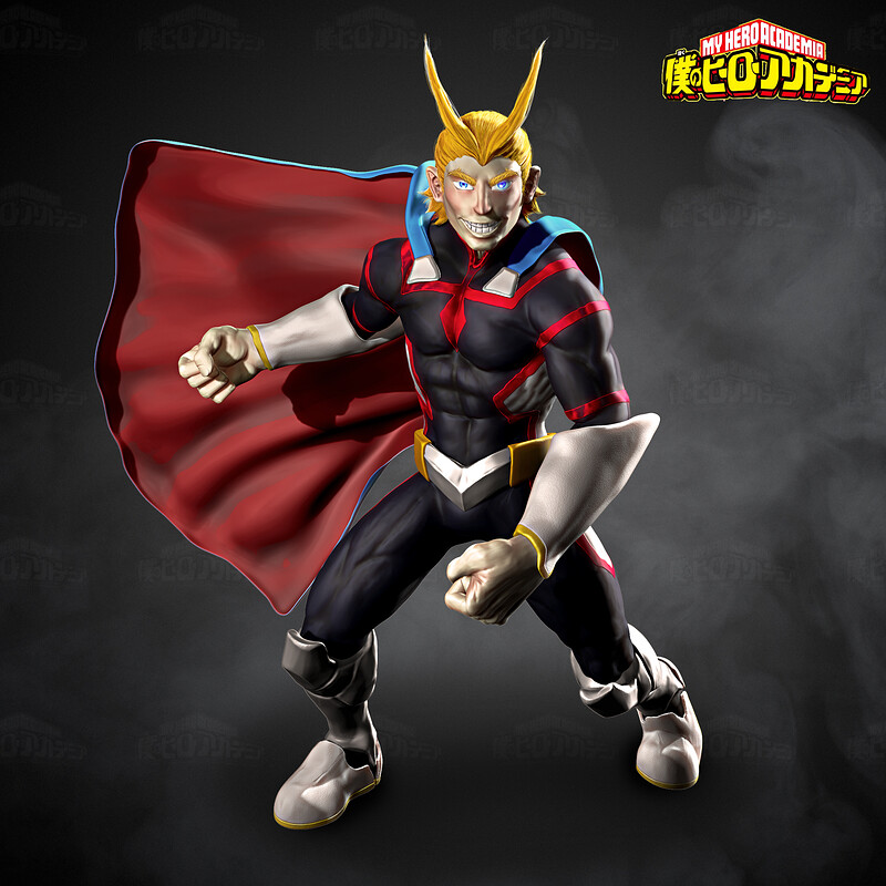 Young All Might