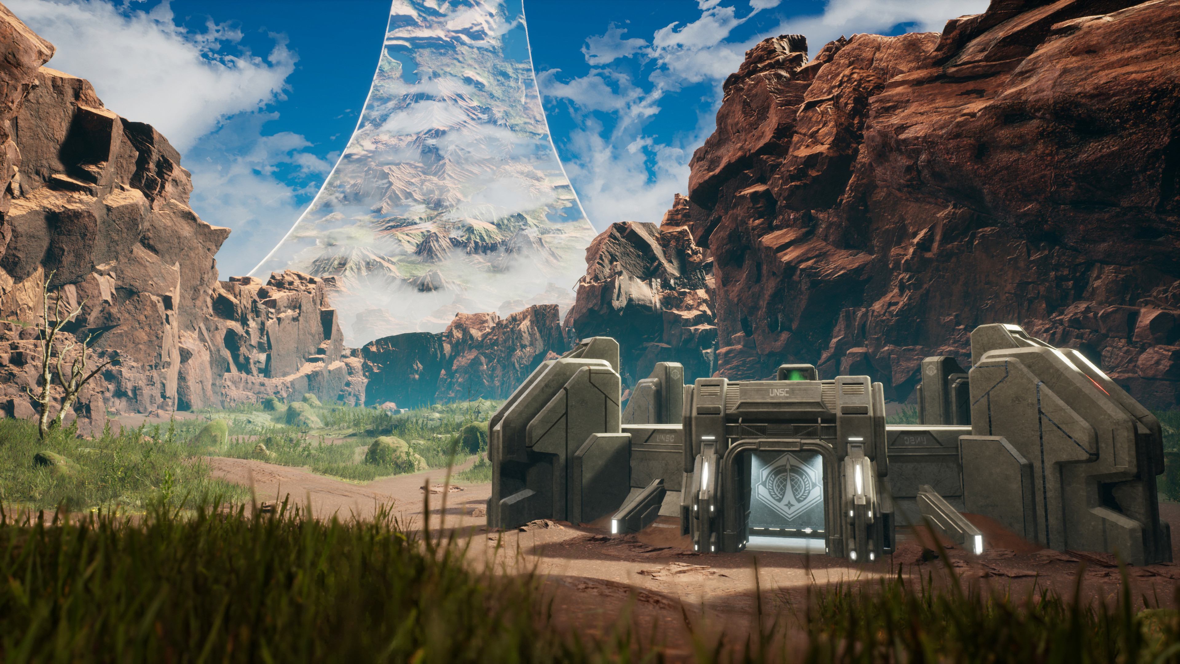 Blood Gulch is the first in a series of Halo: Recreation map's I will be working on. This one established a lot of new ground for me and was a huge learning process. My next map will be one we have not seen remade in any official capacity.
