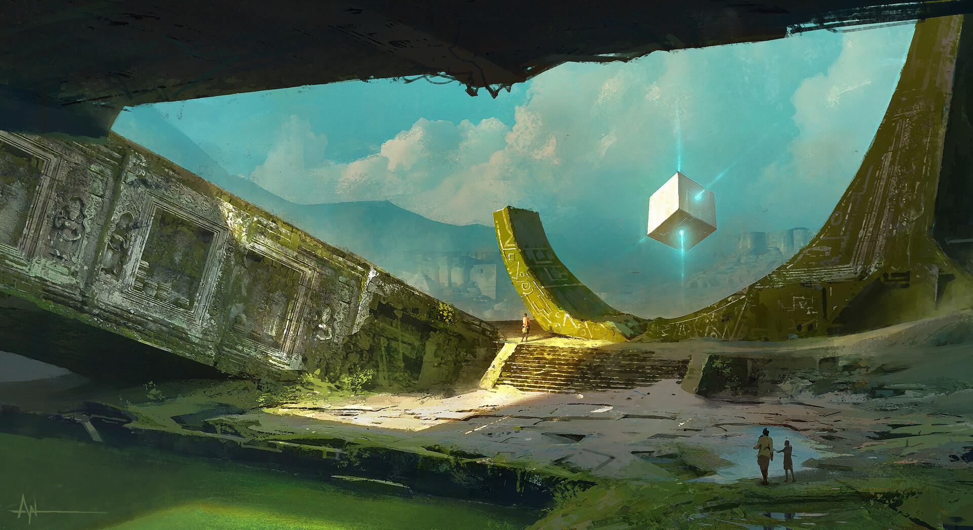 Cube of Destiny