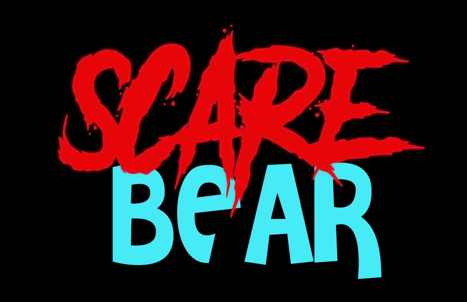Scare Bear - Title Card