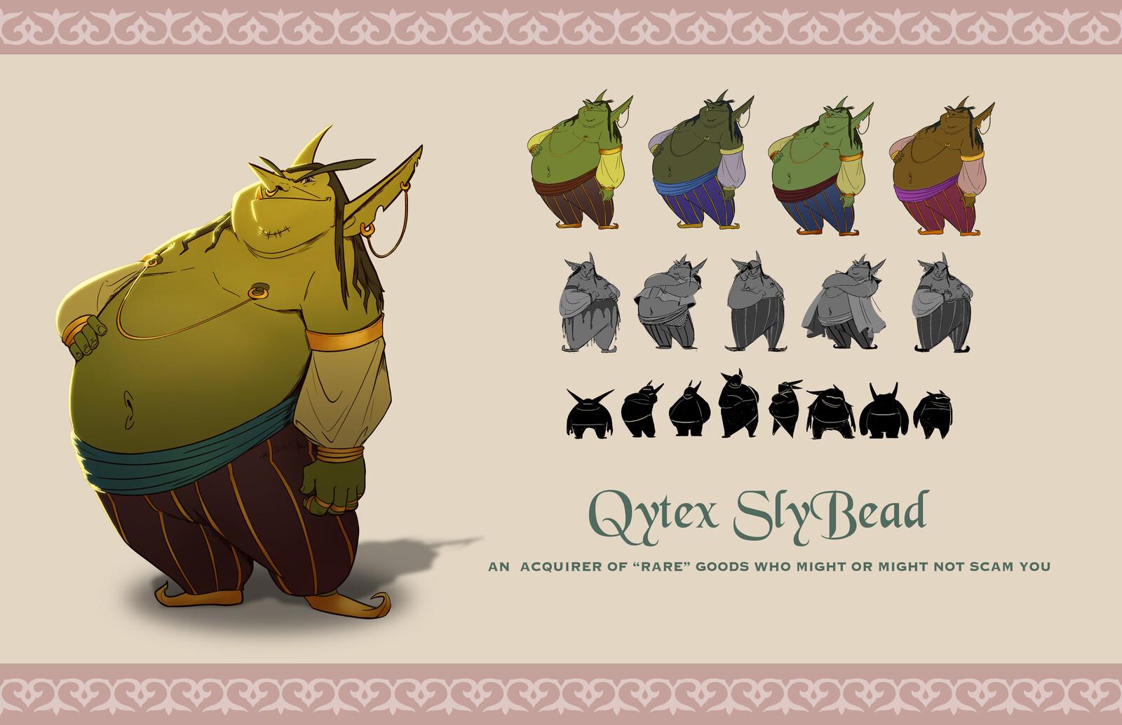 Qytex Slybead
