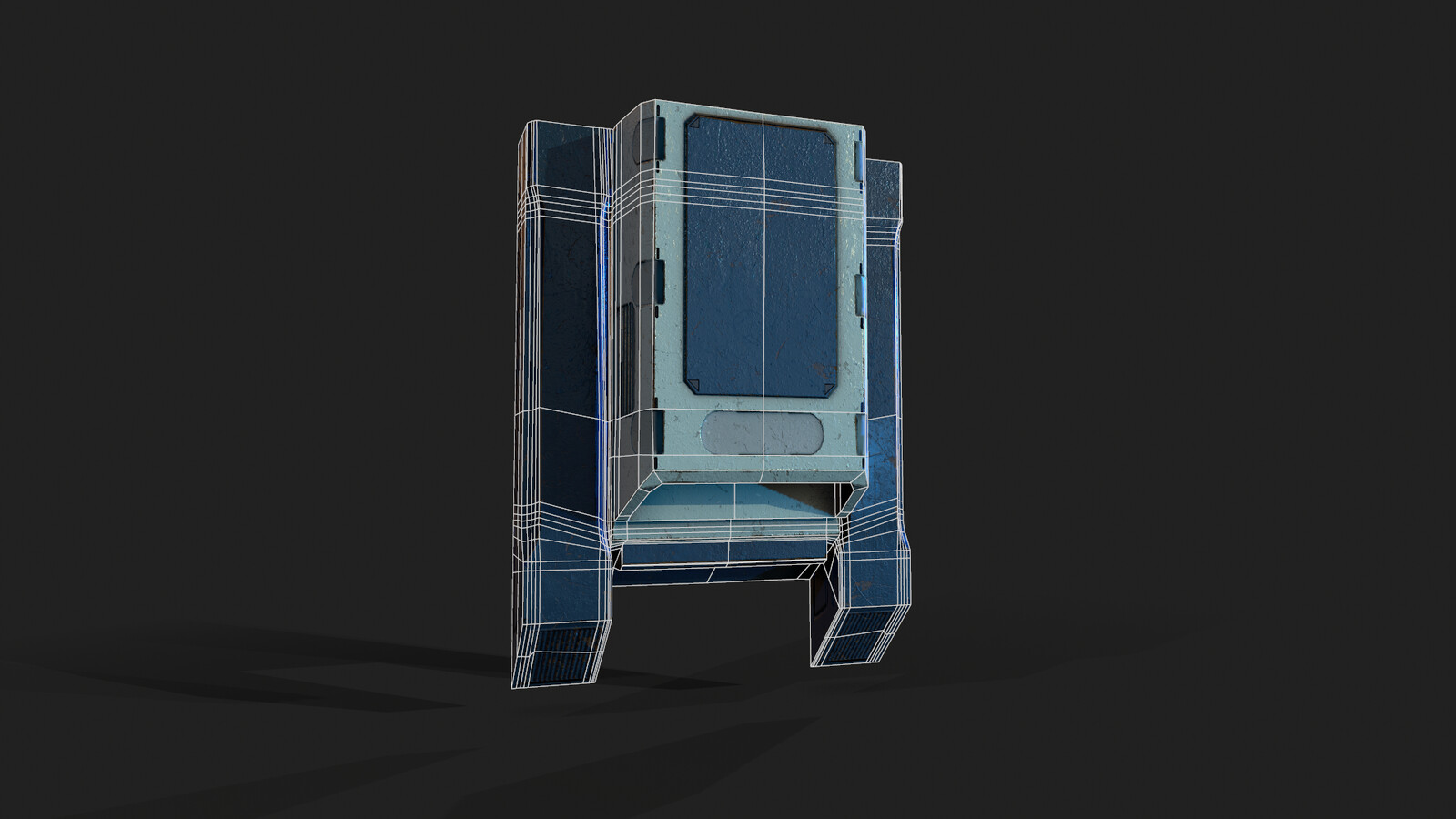 AC - Low Poly Baked