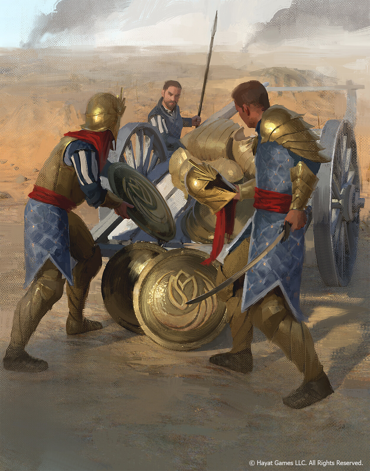 Armor Supply