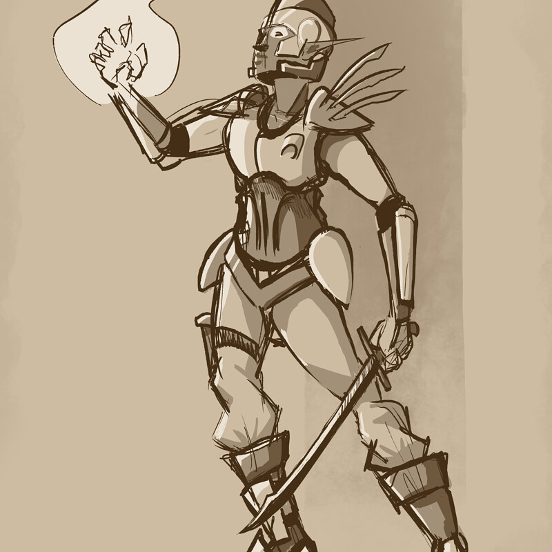Elf Gladiator