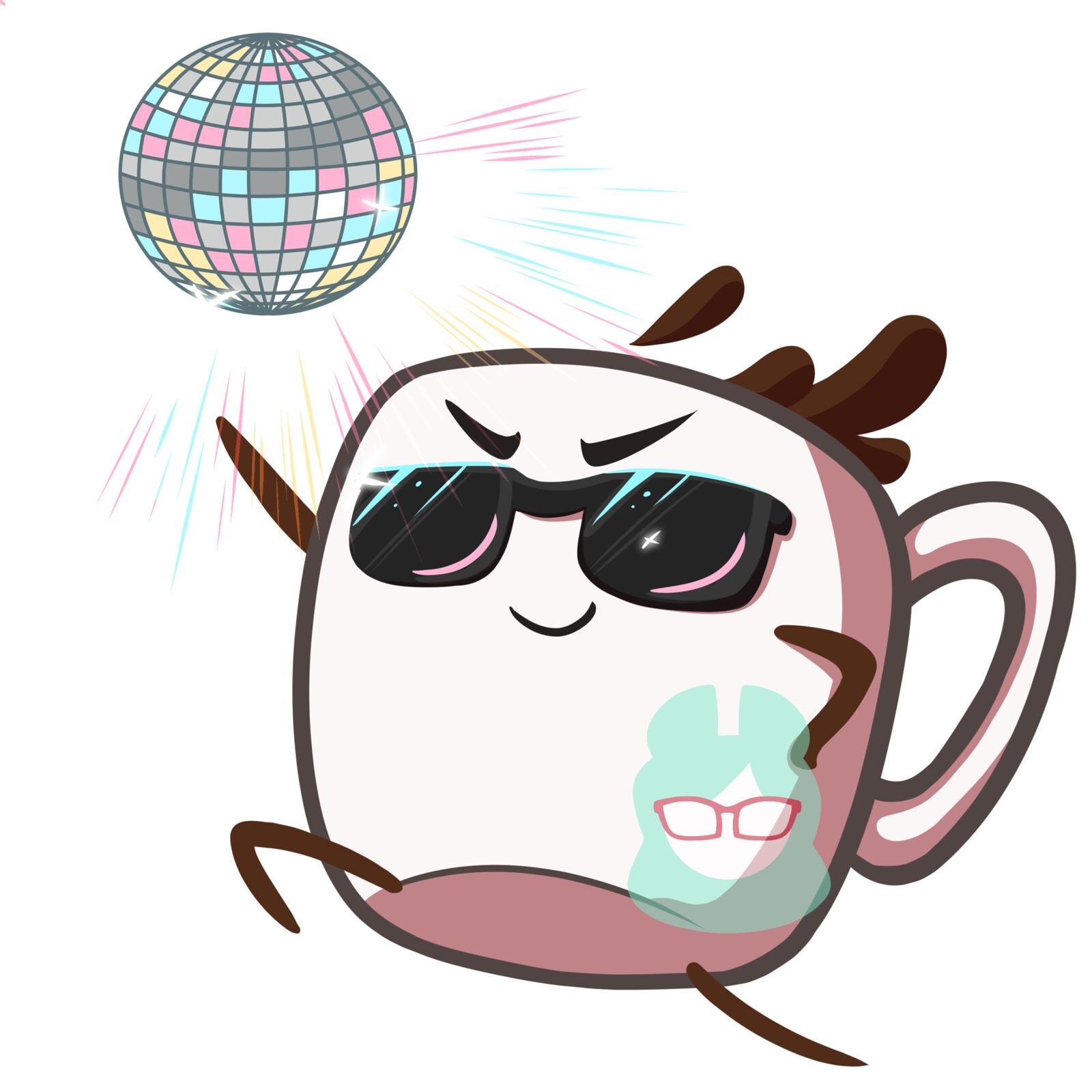 Cuppy Disco Dance