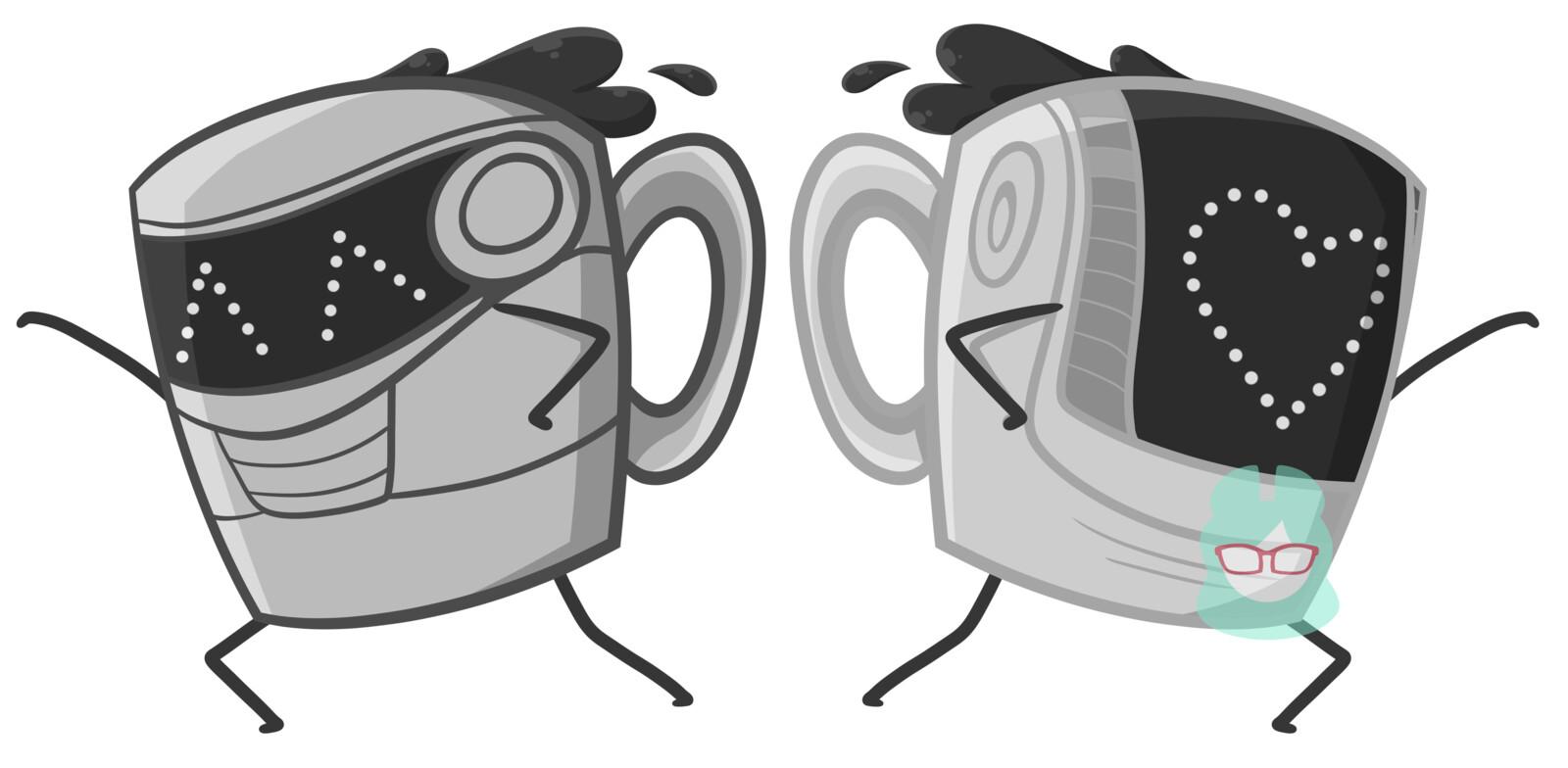 Daft Mug