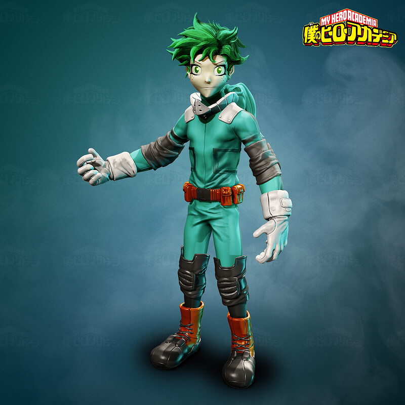 Izuku Midoriya Revised