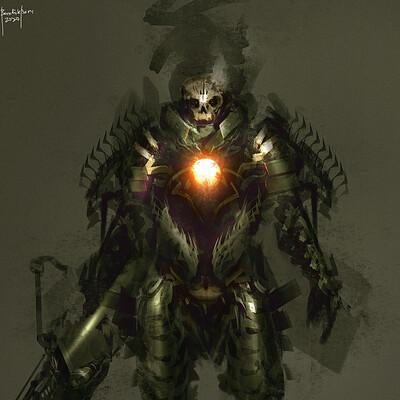 Benedick bana death gun coloring2 lores