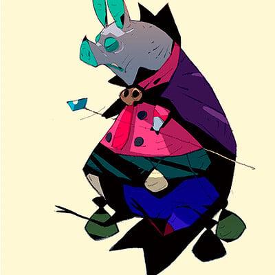 Satoshi matsuura 2020 02 07 orc wizard s