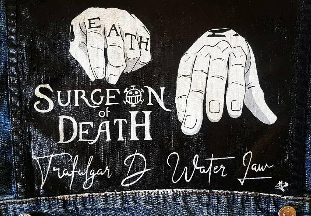 Artstation Surgeon Of Death Yousra Hs