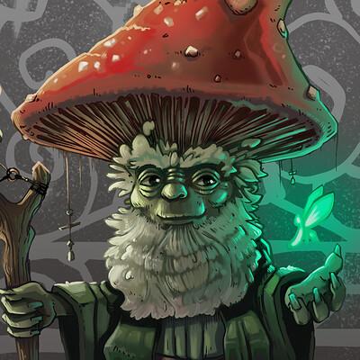 Bernhard eisner mushrump wizard2