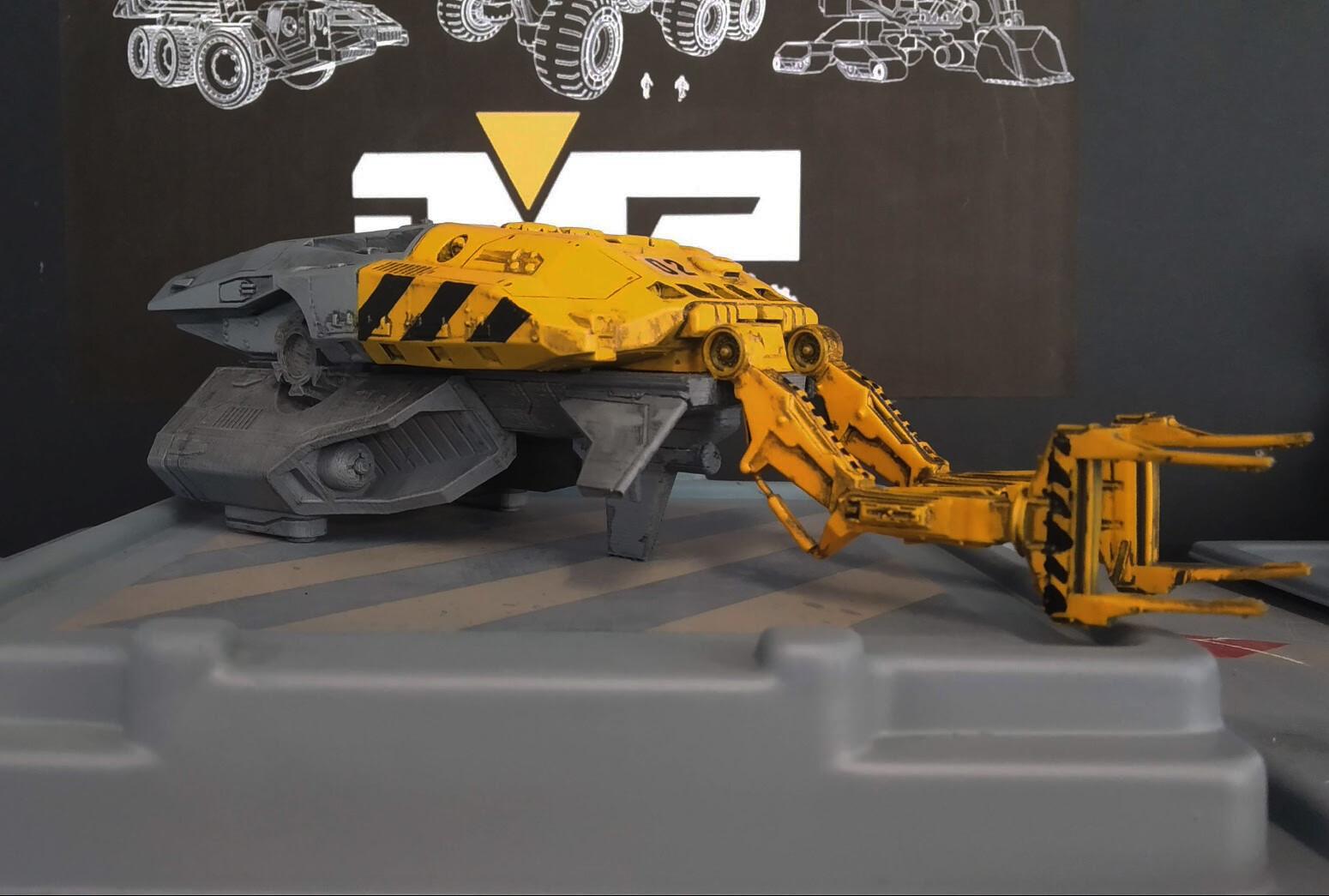 proto    1/144 scale 3d print