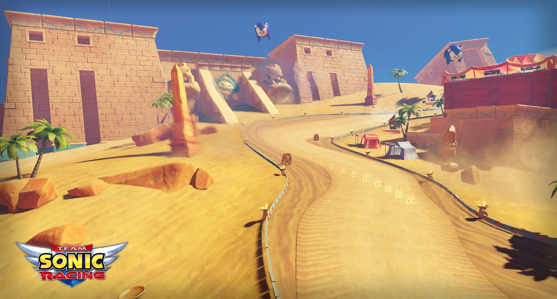 Harry Buckley Robins Team Sonic Racing Sand Road