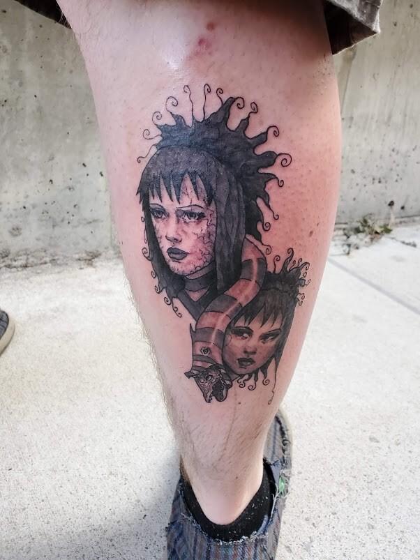 lydia tattoo