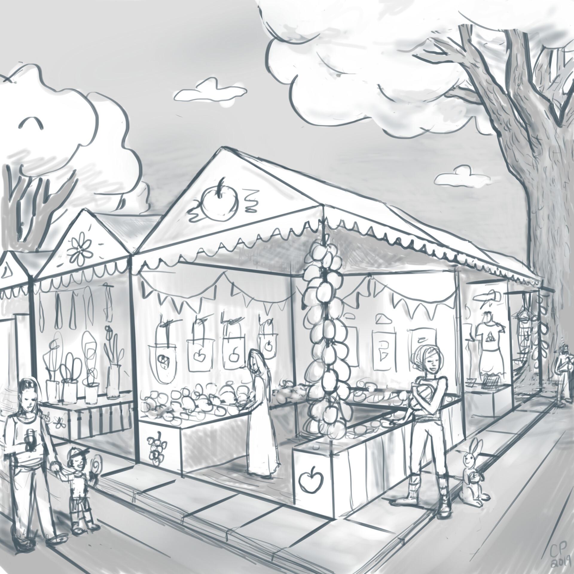 13 Marketplace