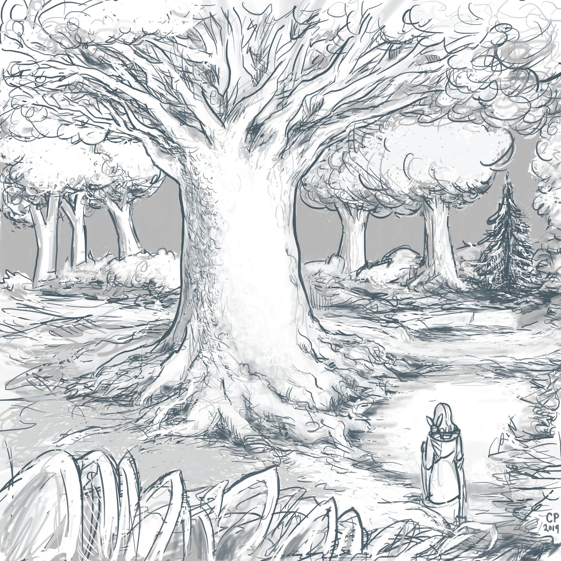 2 Ancient Tree
