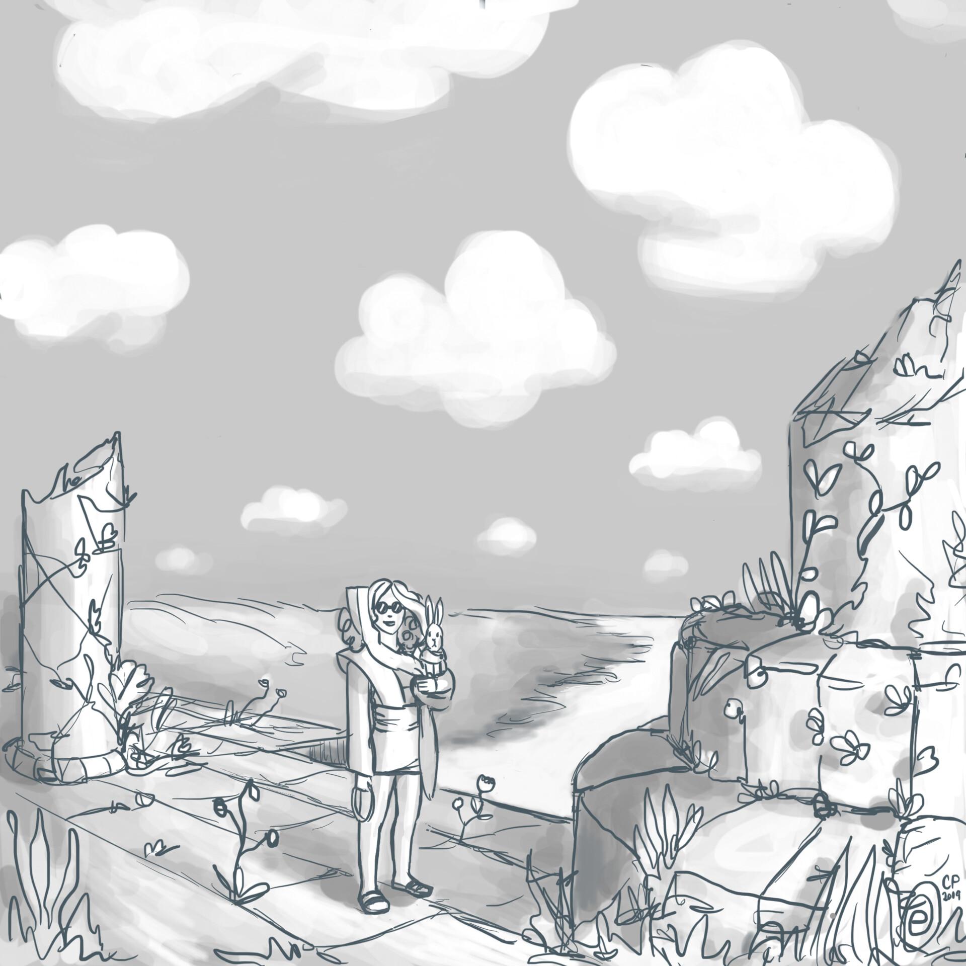1 Overgrown Ruins