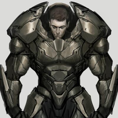 Rafael siska 2020 character design 6 render